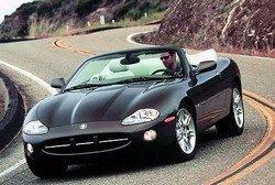 Фотография Jaguar XK 8 Convertible (QDV)