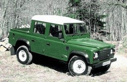 Фотография Land Rover DEFENDER пикап (LD_)