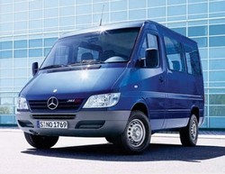 Фотография Mercedes-Benz SPRINTER 2-t автобус (901, 902)