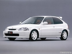 Фотография Honda CIVIC VI Fastback (MB)