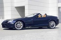 Фотография Mercedes-Benz SLR ROADSTER