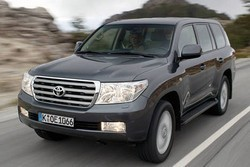 Фотография Toyota LAND CRUISER (_URJ20_, J20_)