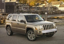 Фотография JEEP PATRIOT (MK74)