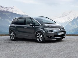 Фотография Citroen C4 GRAND PICASSO II